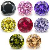 무지개 수정 결정 다이아몬드 결혼식 신부 당 홈 화병 장식은 선물을 만든다