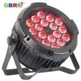 Gbr-Tl1861 18X15W RGBWA+UV 6in1 LED im Freien LED NENNWERT kann beleuchten