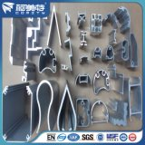 A anodização Prata preta de fábrica de perfis de alumínio para uso industrial