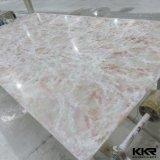 12mm da superfície sólida Branco Carrare Duponting Folha Coriany