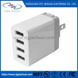 4 ports USB Plug 3.4A Chargeur Station de recharge pour Smartphone, comprimé