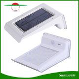 Зеленый напольный солнечный свет стены переключателя 20LED Pinhole освещения солнечный с датчиком движения PIR