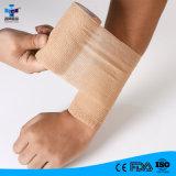 Primeiros socorros médicos Crepe bandagem de socorro de emergência-27