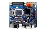 Cartão-matriz Mini-Itx industrial com H61, LGA1155, 1*VGA, 1*DVI, 3*SATA