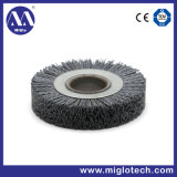 Специализированные промышленные колеса щетки Щетка для снятия заусенцев и полировки (ТБ-100001)