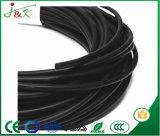 Cuerdas de goma de Brown FKM de la alta calidad &Sealing