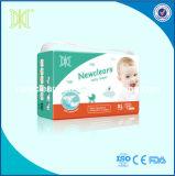 Bonne qualité prix bon marché bébé couche bébé de coton de couches jetables