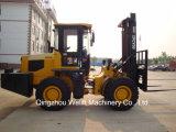 Xinchai 엔진을%s 가진 5 톤 거친 지형 포크리프트 고품질