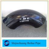 Cotovelo do Sénior do encaixe de tubulação A234-Wp5 do aço do carbono 90deg