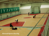precio de fábrica China de pavimentos de PVC para suelos Baskestball