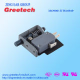 Zing contacteur de porte magnétique de l'oreille, commutateur à bouton poussoir de verrouillage, Micro-commutateur de verrouillage