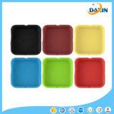 Colorido Eco Friendly lavable inastillable Silicona Cenicero