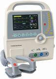 病院7 'カラーLCD Aedによって自動化される外部除細動器(D-2000B)