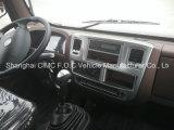 Sinotruk Sino Truck Cdw 757series 4X2 automática Pequeño servicio liviano Mini Carga de vuelco Lorry Tipper dumper camión volquete