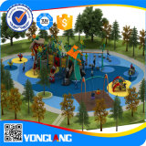 Kids (YL-W015)のための2015年のココアSeries Featured Outdoor Playground Set