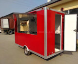 Tricycle électrique mobile personnalisé Snack panier alimentaire