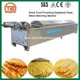 Équipement de transformation des aliments de collation des pâtes blancheur de la machine à vapeur