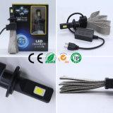 Fari pronti per l'uso del LED con le lampadine bianche del faro ed il faro H7 (H1 H3 H7 H8 H9 H11 9005 del LED 9006 9012 H4 H13 9004 9007)