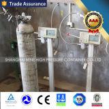 5-6000lh de Cilinder die van de Waaier van de Stroom Cryogene Pomp van Vloeibaar Co2 vullen
