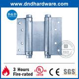 Bisagra doble del resorte de la acción para la puerta clasificada del fuego (DDSS038)