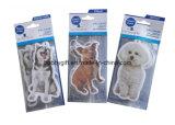 Бумажные Fresheners воздуха автомобиля формы собаки