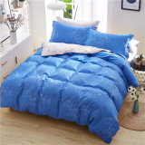 中国の卸し売り製造者は綿のホーム寝具のキルトカバーを印刷した
