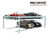 Parcheggio dell'automobile del sistema di puzzle automatizzato strumentazione meccanica del garage