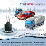 Perseguidor vendedor caliente del GPS del vehículo con la Geo-Cerca y el tiempo real Tr06 de seguimiento