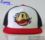 6つのパネルの急な回復の帽子による方法デザイン綿の物質的な帽子