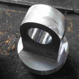 Foging 액압 실린더 낮은것 탄소 강철 AISI1045 실린더 로드 끝