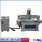 Forte macchina del router di falegnameria di CNC del corpo con controllo fuori linea della polvere Collector/DSP