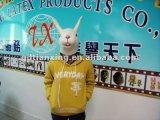 Máscara caliente de los animales de la venta de Víspera de Todos los Santos del látex barato de la máscara