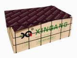 La película de color marrón Xg frente la madera contrachapada Xingang marca con una alta calidad