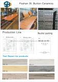 Mattonelle di pavimento di superficie di ceramica di legno del Matt del materiale da costruzione delle mattonelle di pavimento Cp6-30