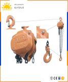 Таль с цепью высокого качества 500kg 1ton 2ton поставщика Китая самая лучшая продавая существенная ручная, портативный поднимаясь инструмент