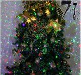 2018 Navidad caliente de la luz láser de iluminación láser RGB