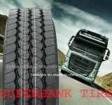 5 طي فولاذ حزام سير شعاعيّ نجمي [تبر] يتعب شاحنة حافلة إطار العجلة
