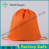 Usine de tissu non tissé de gros sac avec lacet de serrage