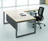 Le MDF populaire du mobilier de bureau Bureau exécutif de luxe (SZ-ODT644)