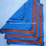 [ب] بلاستيك يحاك بناء, مشمّع وقاية قماش صفح مسيكة ظلة مادة صفح
