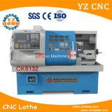 Ck6132 met CNC van de Voeder en van het Controlemechanisme GSK van de Staaf Draaibank
