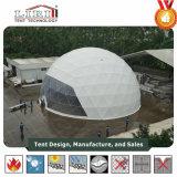 Baldacchino enorme della cupola geodetica di 30m per un partito delle 600 genti