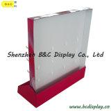 Papelão Hooks Contador Display Stand dos cílios (B & C-D019)