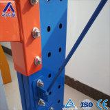 Armazenamento em cantilever de armazenamento pesado amplamente utilizado