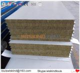 プレハブの家のための50/75/100/120/150mmの厚さの岩綿のボード