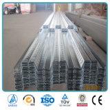 Hoja galvanizada perforada del Decking del suelo del metal