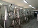 ステンレス鋼の醸造物のやかん/渦タンク
