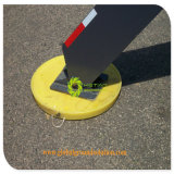 Rilievo resistente dell'intelaiatura di base della gru di HDPE/UHMWPE/rilievi di plastica del piede dello stabilizzatore della gru
