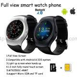 Heißes verkaufendes intelligentes Uhr-Telefon mit Multi-Funktionen Ks2