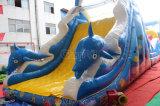 Großes Seethema-aufblasbarer Hindernis-Kurs Chob1101
